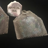 """Crystal"" Tea Bag"