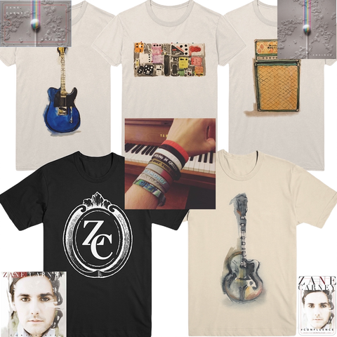 ZC EVERYTHING PACKAGE (INCLUDES SIGNED ITEMS!)