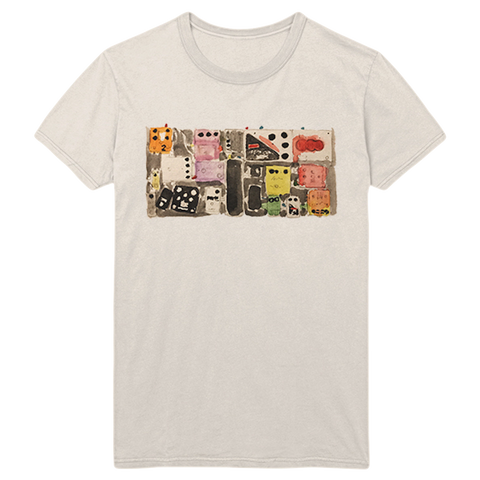 ZC Pedalboard Watercolor T-Shirt