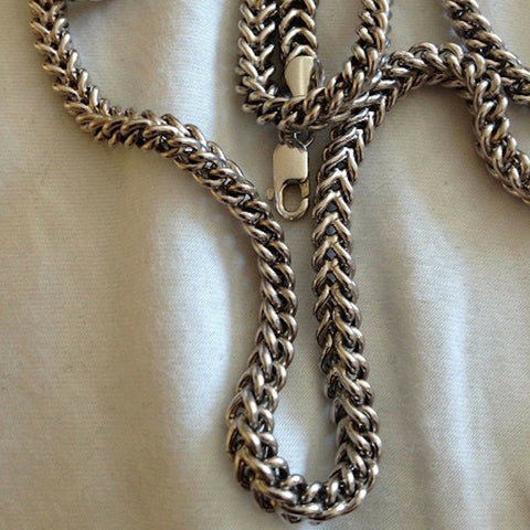 Hand-Made 3mm Balinese Chain-Fables Chain Gang