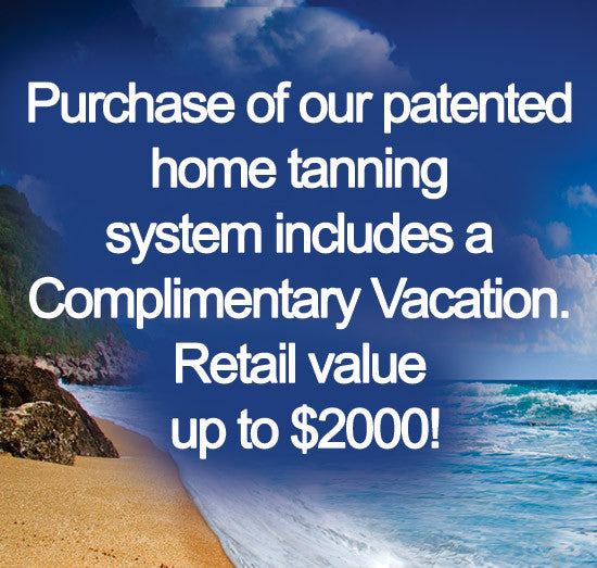 Express Tan 1600 - Home Tanning System