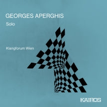 Klangforum Wien - Georges Aperghis: Solo (CD)