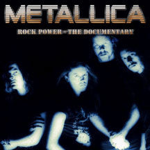 Metallica - Rock Power  Documentary (Unauthorised) (CD)