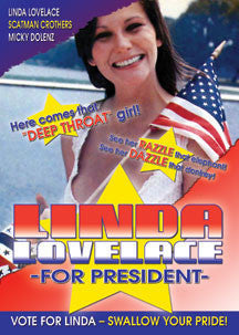 Linda Lovelace For President (DVD)