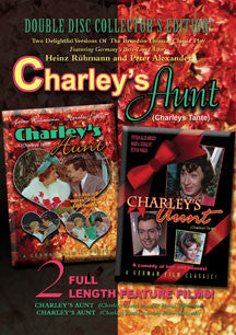 Charley's Aunt (Charleys Tante) - Double Feature (DVD)