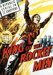 King Of Rocket Men (2 Disc Set) (DVD)
