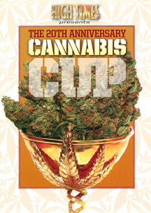 High Times Presents The 20th Cannabis Cup DVD (DVD)