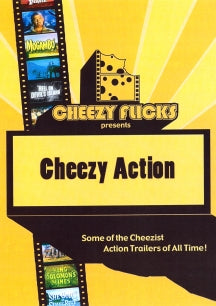 Cheezy Action Trailers (DVD)