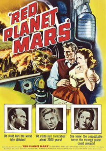 Red Planet Mars (DVD)