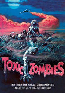 Toxic Zombies (DVD)