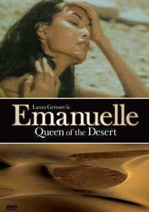 Emanuelle, Queen Of The Desert (DVD)
