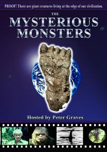 The Mysterious Monsters (DVD)