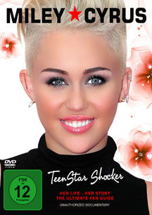Miley Cyrus - Teenstar Shocker (DVD)