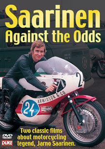 Saarinen Against The Odds (DVD)