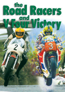 The Road Racers And V Four Victory (DVD)