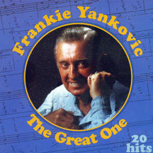 Frankie Yankovic - The Great One (CD)