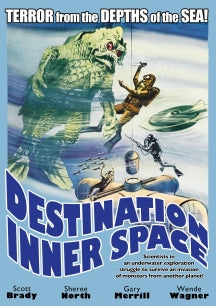Destination Inner Space (DVD)