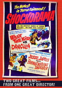 Shockorama: The William Beaudine Collection (DVD)