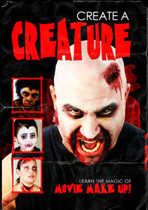 Create A Creature (DVD)