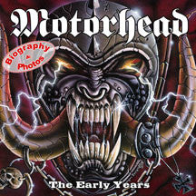 Motorhead - The Early Years (CD)