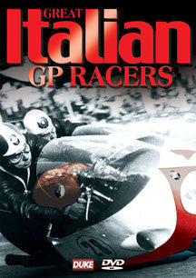 Great Italian Gp Racers (DVD)