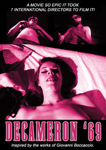 Decameron '69 (DVD)