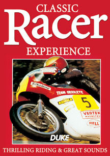 Classic Racer Experience (DVD)