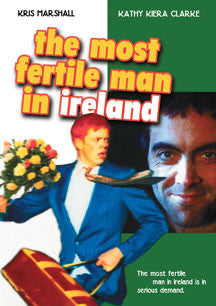 The Most Fertile Man In Ireland (DVD)