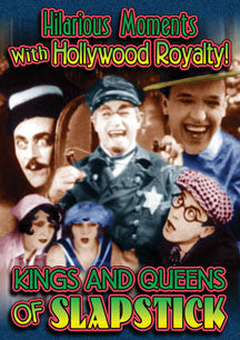 Kings And Queens Of Slapstick (DVD)