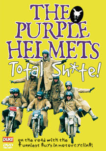 Purple Helmets Total Sh*te (DVD)