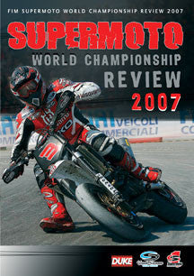 Supermoto World Championship Review 2007 (DVD)