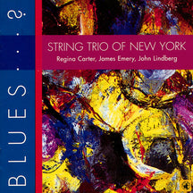 String Trio of New York - Blues...? (CD)