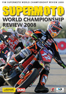Supermoto World Championship 2008 Review (DVD)