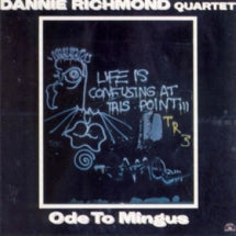 Dannie Richmond Quartet - Ode To Mingus (LP)