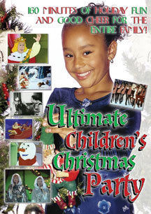 Ultimate Children's Christmas Party (DVD)