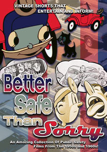 Better Safe Than Sorry (DVD)