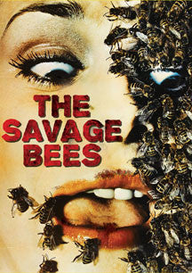 The Savage Bees (DVD)