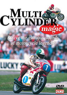 Multi-cylinder Magic (DVD)