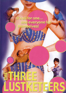 The Three Lustketeers (DVD)