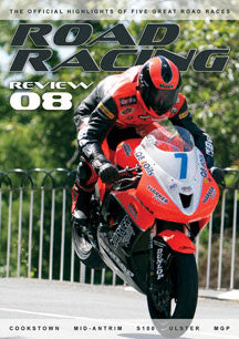 Road Racing Great Races (DVD)