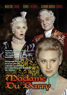 Madame Du Barry (Bilingual Packaging) (DVD)