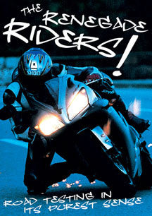 Renegade Riders (DVD)