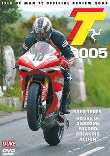 Tt 2005 Review (DVD)