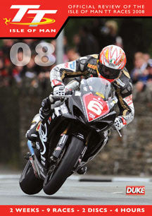 Tt 2008 Review (DVD)