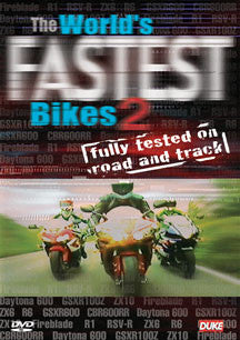 Worlds Fastest Bikes 2 (DVD)