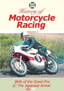 Castrol History Of Motorcycle Racing Vol 2 (DVD)