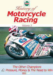 Castrol History Of Motorcycle Racing Vol 3 (DVD)