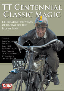 Tt Centennial Classic Magic (DVD)