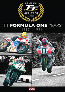 Isle Of Man TT Formula One Highlights 1987-1994 (DVD)