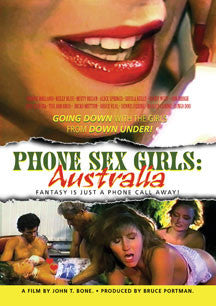 Phone Sex Girls Australia (DVD)